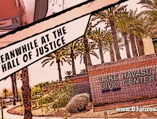 Meanwhile, at The Hall of Justice...